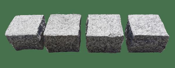Granitpflaster grau