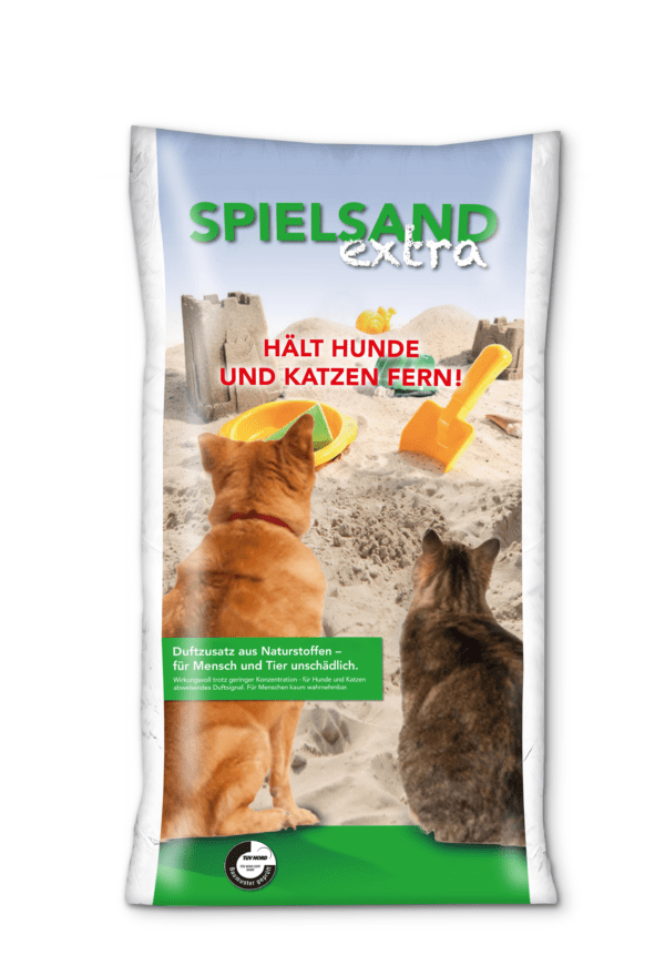 Spielsand Extra Sack