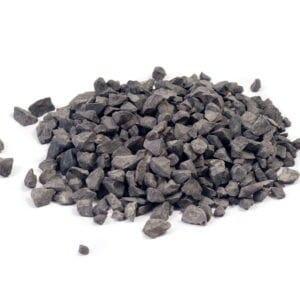 Marmorsplitt schwarz