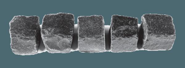 Natursteinpflaster Basalt