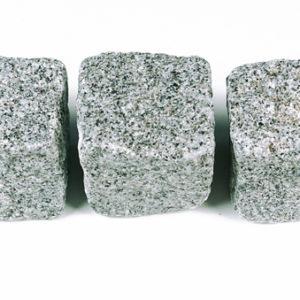 Natursteinpflaster Granit Grau